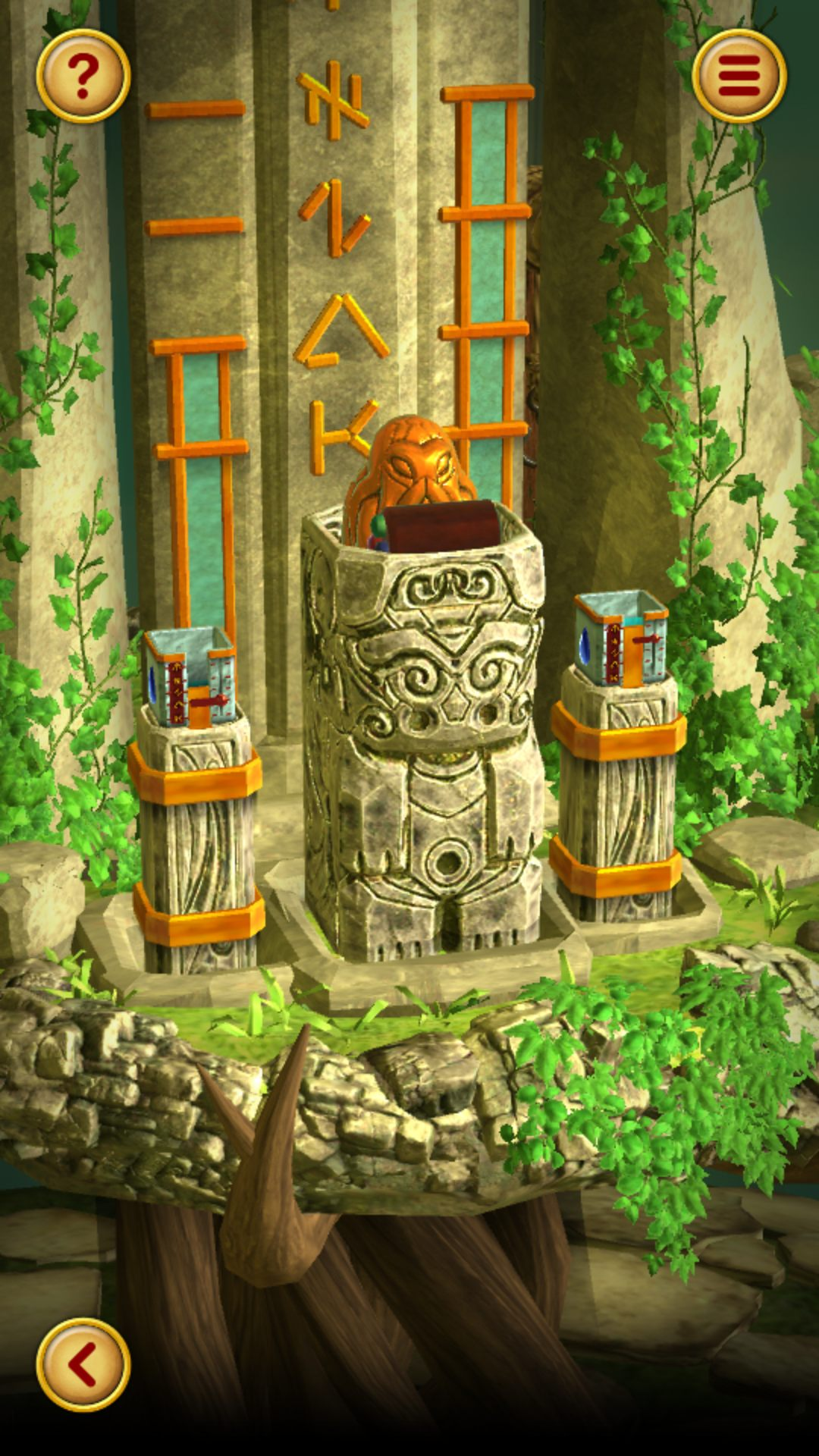 Прохождение игры Doors: Awakening Уровень 3, шаг 3