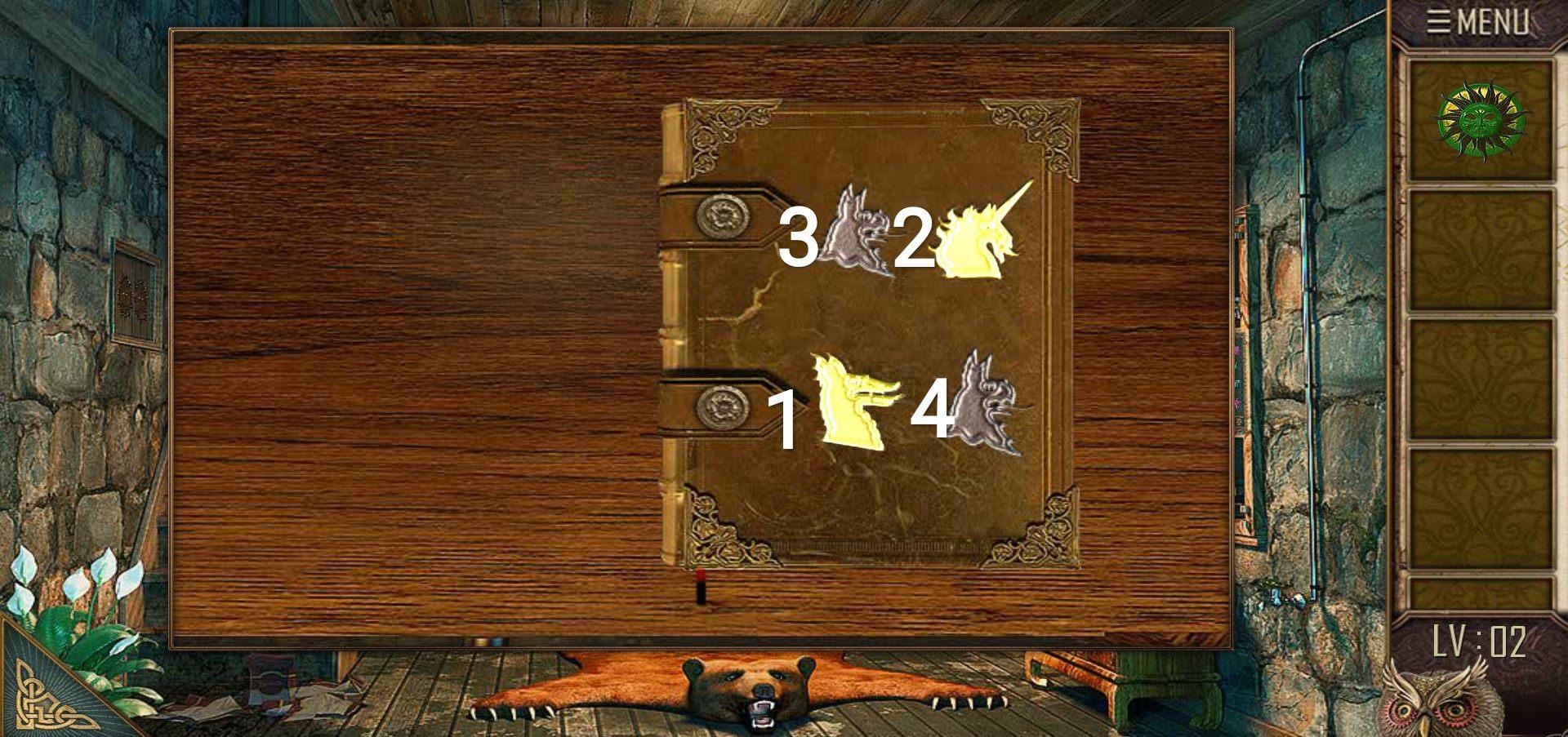 Can you escape the 100 room XI(11) Уровень 2