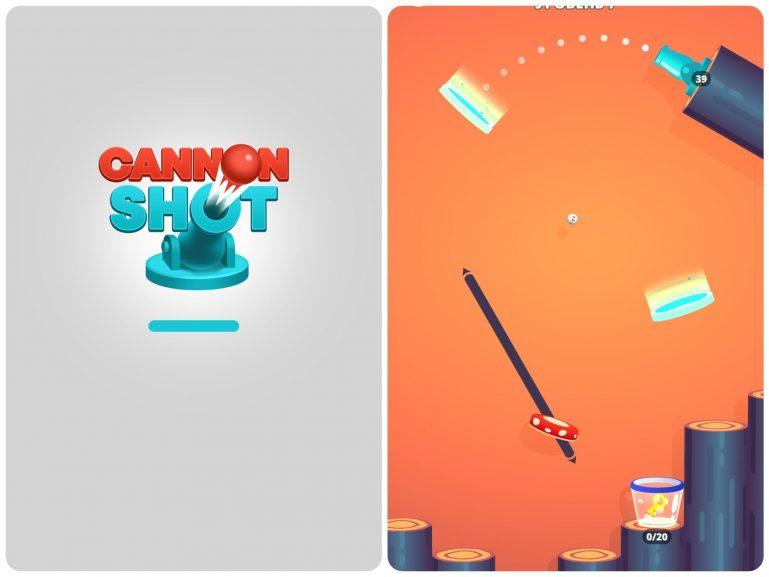 Прохождение игры Cannon Shot!