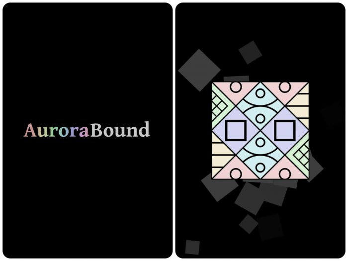 Прохождение AuroraBound - игра с узорами