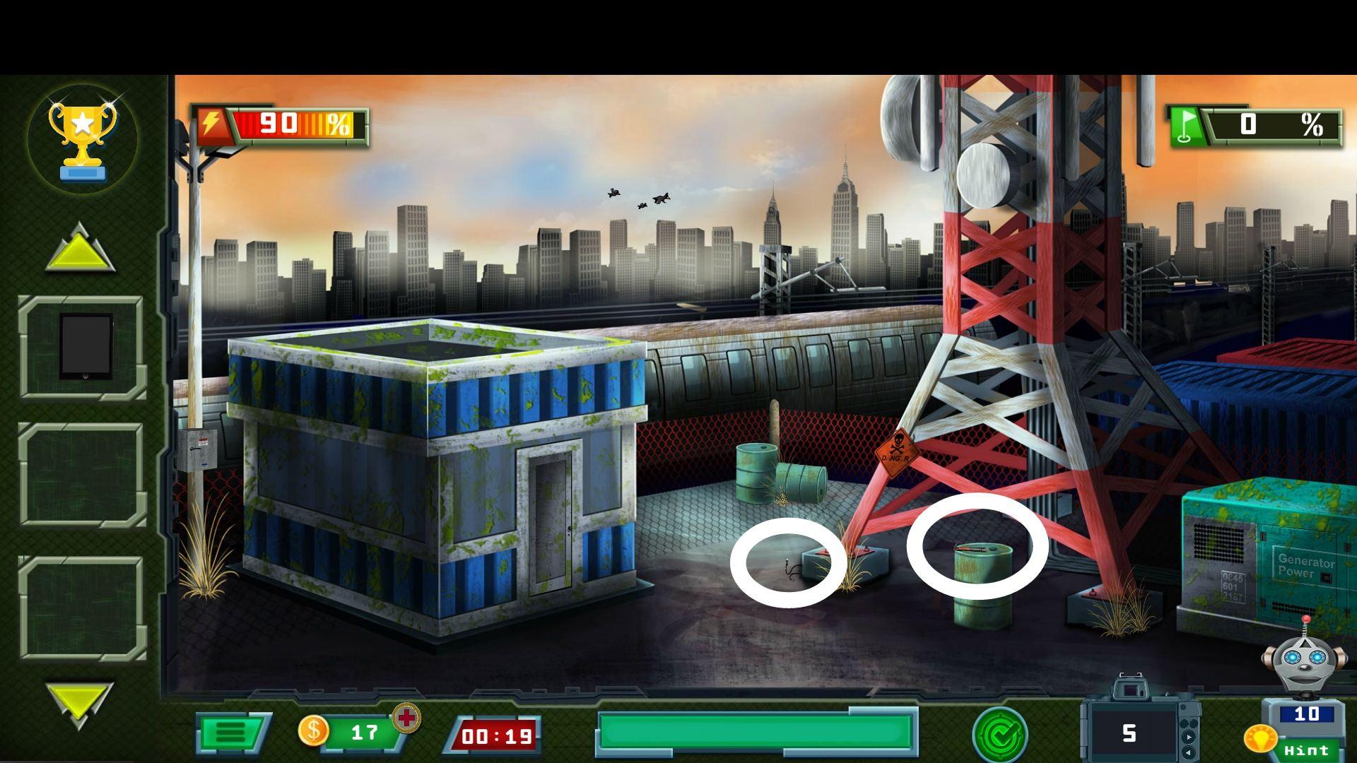 Survival 2-Pandemic Warrior(Скрытая тайна - Пандемический воин) 1 уровень