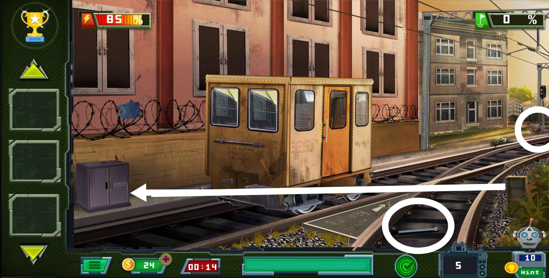 Survival 2-Pandemic Warrior(Скрытая тайна - Пандемический воин) 3 уровень