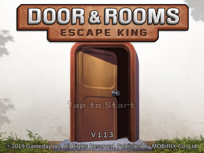 Прохождение Doors & Rooms: Escape King