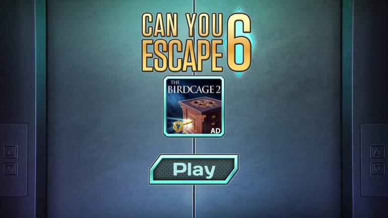 Прохождение игры Can You Escape 6