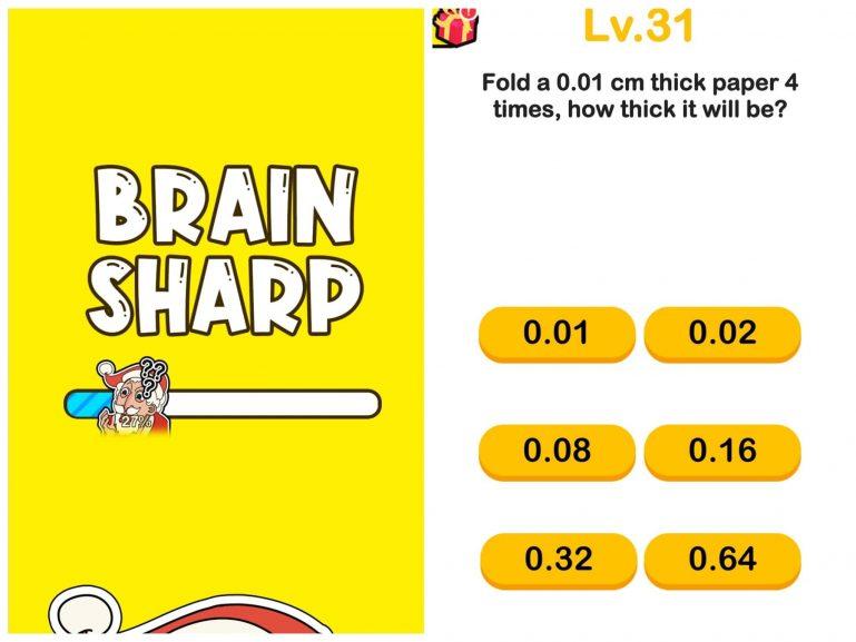 Прохождение Brain Sharp