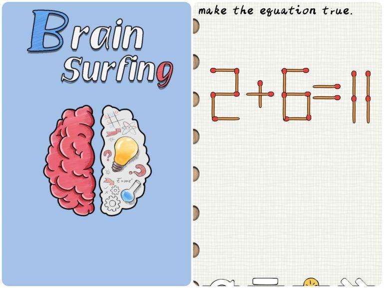 Прохождение игры Brain Surfing