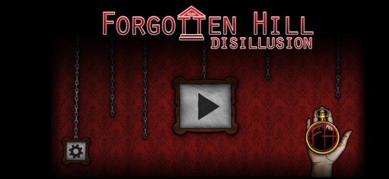 Прохождение игры Forgotten Hill Disillusion