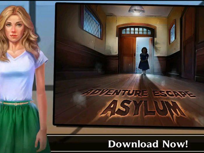 Прохождение игры Adventure Escape: Asylum