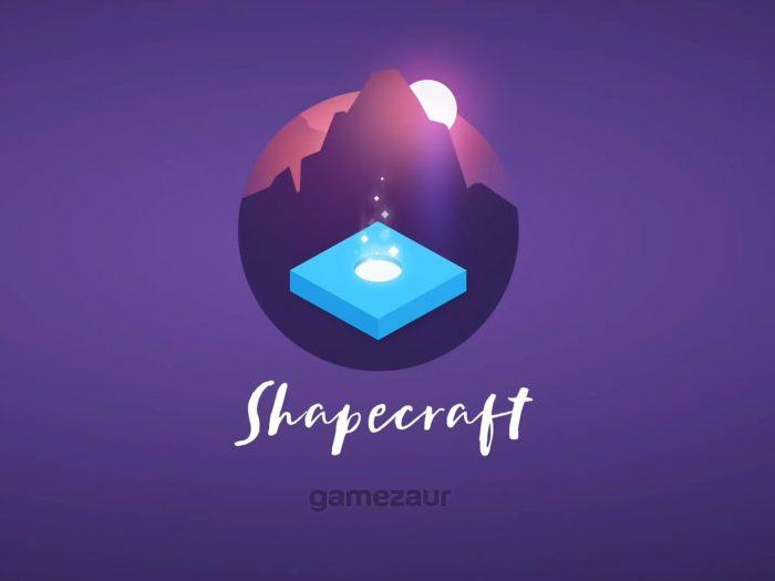 Прохождение игры Shapecraft