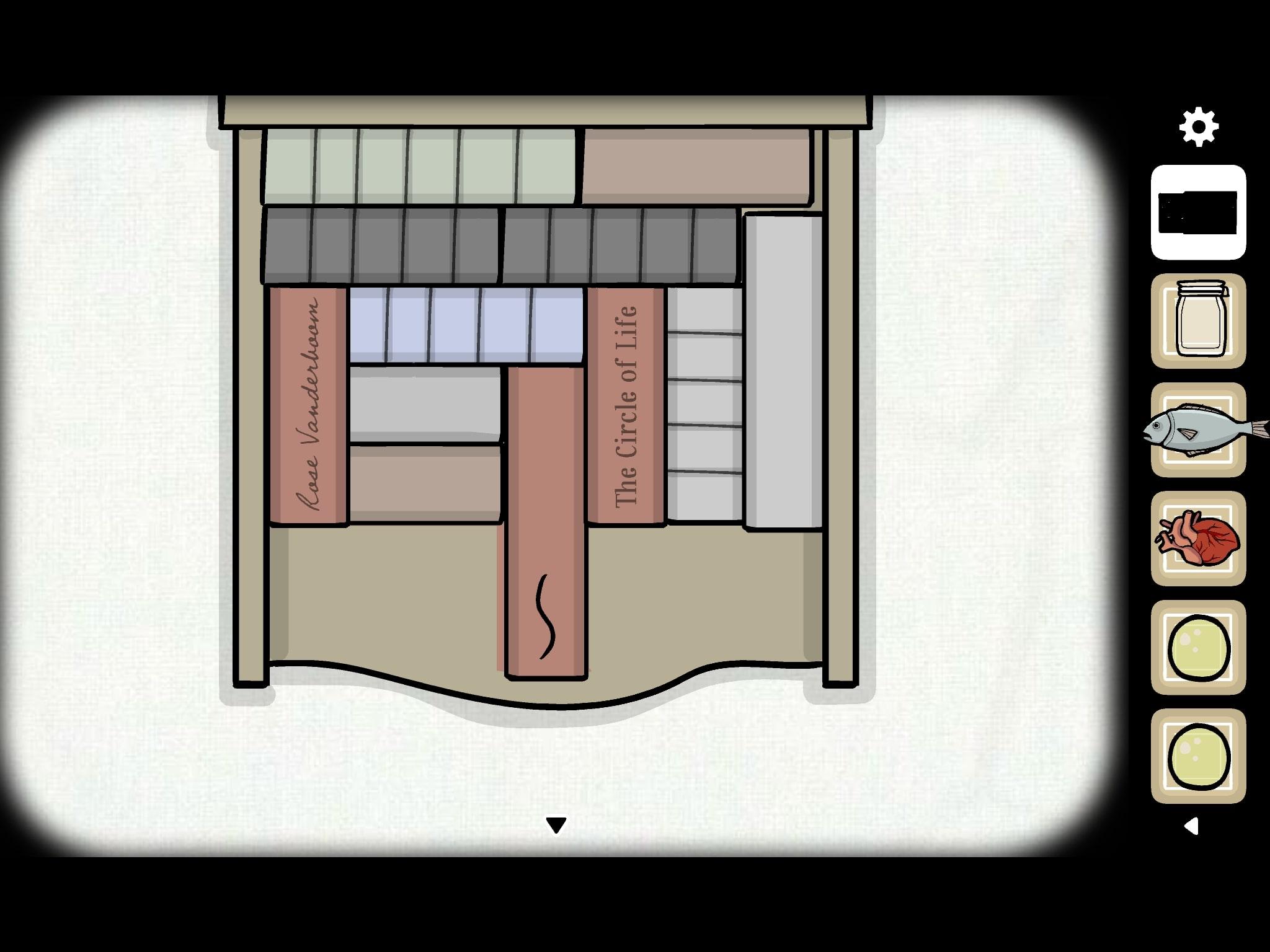 Прохождение Samsara Room - книги