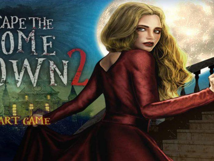 Прохождение игры Escape game: home town adventure 2